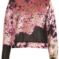 ABSTRACT MESH SWEAT BY BOUTIQUE