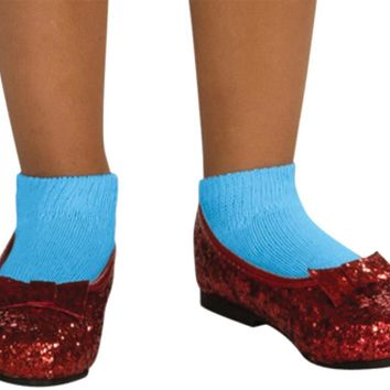 Dorothy Sequin Shoes Child small wizard of oz slippers