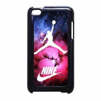 DCKL9 Nike Jordan Basketball Nebula iPod Touch 4th Generation Case