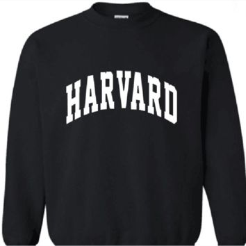[HARVARD] new women's letter sweater