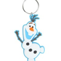 Disney Frozen Olaf PVC Key Chain