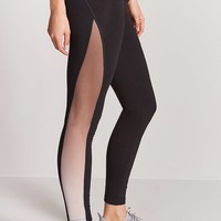 Active Ombre Mesh Leggings