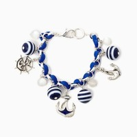 Sailor Chic Charm Bracelet | Jewelry | charming charlie