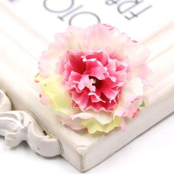 Artificial Flowers Carnation Silk Home Decoration