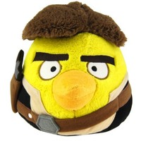 "Angry Birds Star Wars 8"" Plush - Han Solo"