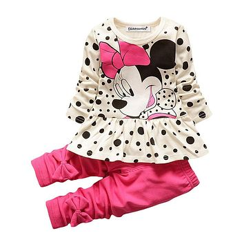 Children Clothing Outfit Costume For Kids Sport Suit 2019 Autumn Winter Toddler Girls Clothes Tracksuit For Girls Clothing Sets