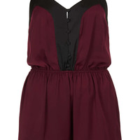 Button up Satin Teddy - New In This Week - New In - Topshop USA