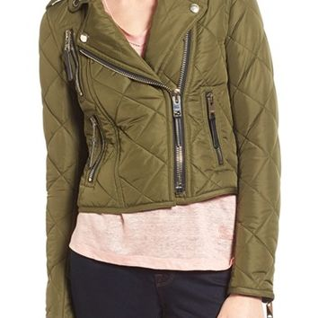 Burberry Brit 'Stepfield' Quilted Jacket | Nordstrom