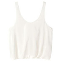 3.1 Phillip Lim / Twisted Hem Tank Top  |   La Garçonne