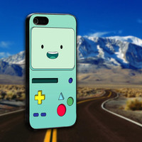 Adventure Time Beemo - ArtCover - Hard Print Case iPhone 4/4s, 5, 5s, 5c and Samsung S3, S4
