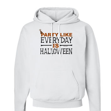 Everyday Is Halloween Hoodie Sweatshirt