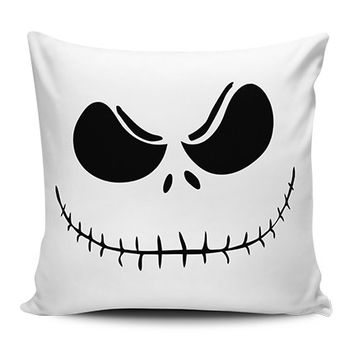Jack Skellington Pillow Cover Set