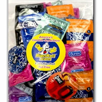 Super Mighty Mix - Assortment Condoms Sampler