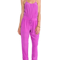 Parker Lane Jumpsuit in Purple