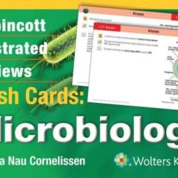 Microbiology (Lippincott Illustrated Reviews)
