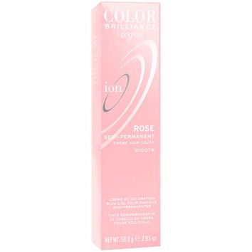 Ion Color Brilliance Semi-Permanent Brights Hair Color Rose