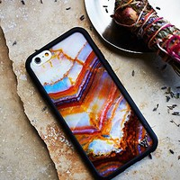 Wildflower Womens Stone Collection iPhone Case
