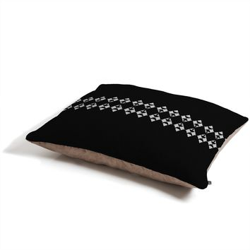 Viviana Gonzalez Black and white collection 03 Pet Bed
