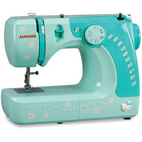 Hello Kitty Janome Sewing Machine | Overstock.com