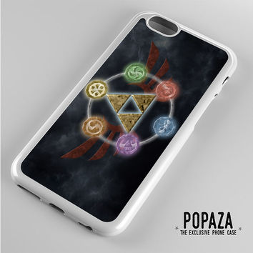 Zelda Triforce Element iPhone 6 Case Cover