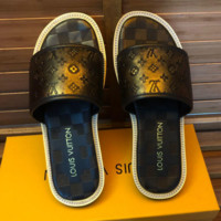 LV  Fashion casual men's shoes