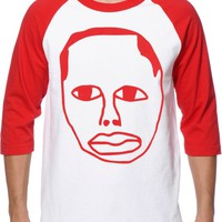 Sweatshirt By Earl Sweatshirt Earl Face Varsity Baseball T-Shirt