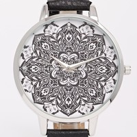 New Look Marley Tropical Face Watch