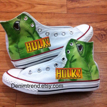 Incredible Hulk Shoes