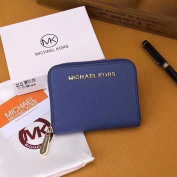 Michael Kors MK Clutch Bag Wristlet Wallet Purse-4