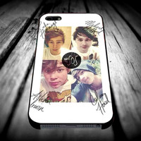 5 seconds of summer 3 for iPhone 4/4s/5/5s/5c/6/6 Plus Case, Samsung Galaxy S3/S4/S5/Note 3/4 Case, iPod 4/5 Case, HtC One M7 M8 and Nexus Case ***