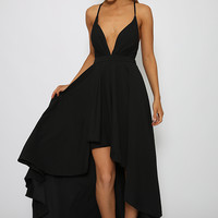 Weaver Dress - Black