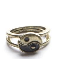 Brandy ♥ Melville | Yin Yang Rings - Accessories