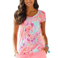 Sarah Top - Printed - Lilly Pulitzer