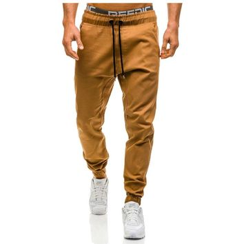 Brand Men Pants Hip Hop Harem Joggers Pants 2018 Male Trousers Mens Joggers Solid Pants Sweatpants Large Size XXXL