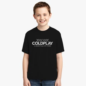 Coldplay - A Head Full Of Stars Youth T-shirt