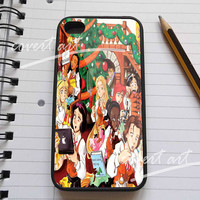 christmas disney princess party for iPhone 4 / 4S / 5 /5c /5s Case Samsung Galaxy S3 / S4 Case