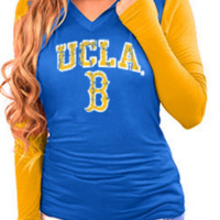 UCLA Bruins Hoodie with Thumb Holes