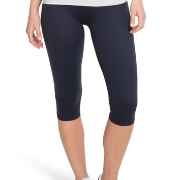 SPANX® Active Knee-Length Leggings | Nordstrom