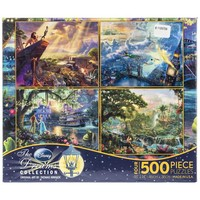 Four-in-One Disney Thomas Kinkade Puzzles | Hobby Lobby | 1105709
