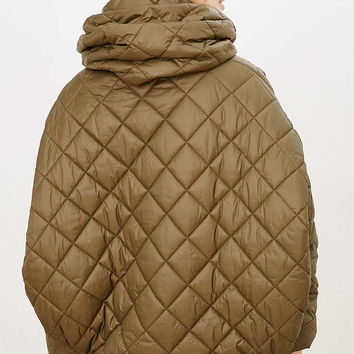 Without Walls Oversized Cocoon Puffer Jacket - Urban Outfitters