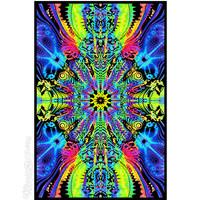 Wormhole Black Light Poster on Sale for $9.99 at HippieShop.com