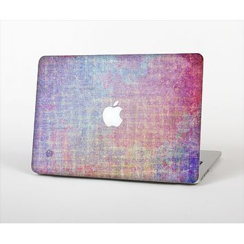 The Messy Water-Color Scratched Surface Skin Set for the Apple MacBook Air 13""