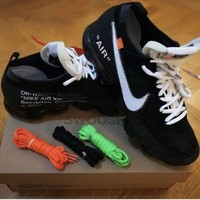 Nike Air Vapormax x OFF-WHITE Size 10 100% Authentic with receipt