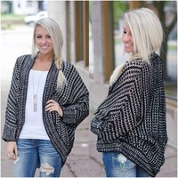 Out Of Bounds Cardi - Piace Boutique