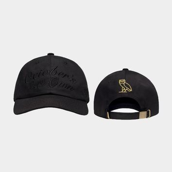cc auguau OVO Octobers Very Own Black Hat