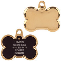 TagWorks Endurance Collection Personalized Bone ID Tag