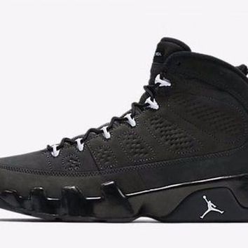 DCCK Air Jordan Retro 9 IX 'ANTHRACITE'