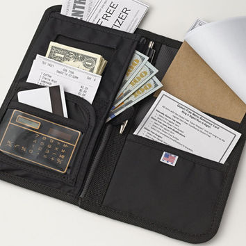 iServ Deluxe Waiter book with Secure Money Pocket- Made in USA- #1 BEST SELLER - Waitstaff Organizer Server Wallet