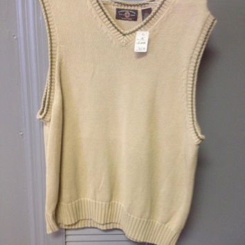 Men's AE Sweater Vest XLarge