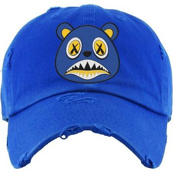 Laney Baws Royal Blue Dad Hat